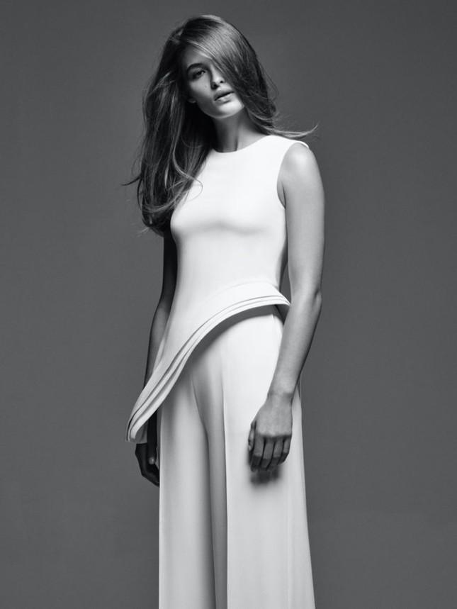 'Thiên thần nội y' Grace Elizabeth thả dáng siêu quyến rũ trong bộ ảnh high fashion ảnh 5