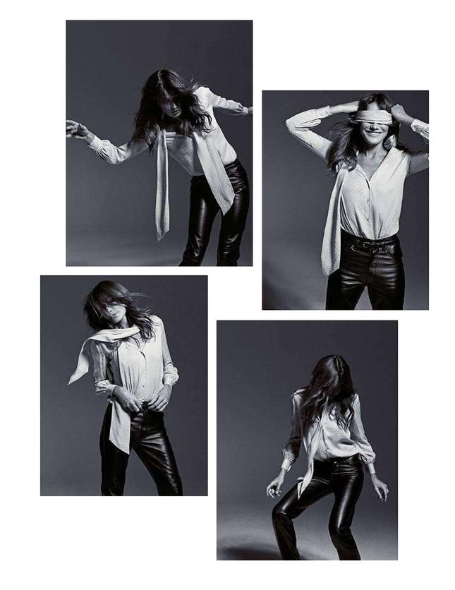 Ngưỡng mộ vóc dáng siêu mẫu của cựu đệ nhất phu nhân Pháp Carla Bruni ở tuổi 53 ảnh 7