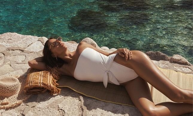 Siêu mẫu Nga Irina Shayk khoe dáng cực phẩm với áo tắm ảnh 6