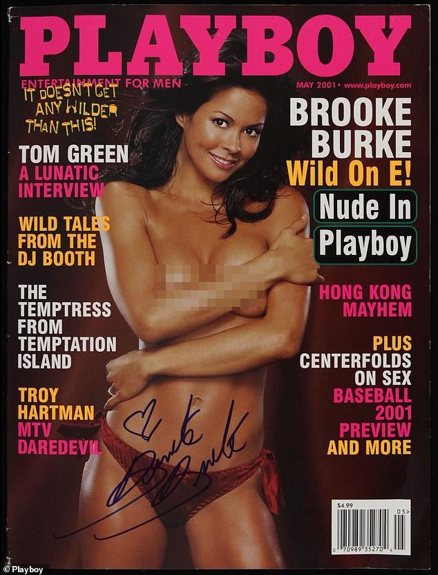 Cựu người mẫu Playboy Brooke Burke khoe hình thể săn chắc nóng bỏng khó tin tuổi 49 ảnh 6