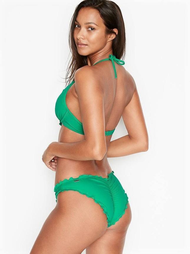 'Thiên thần nội y' Lais Ribeiro khoe đường cong quyến rũ với bikini ảnh 10