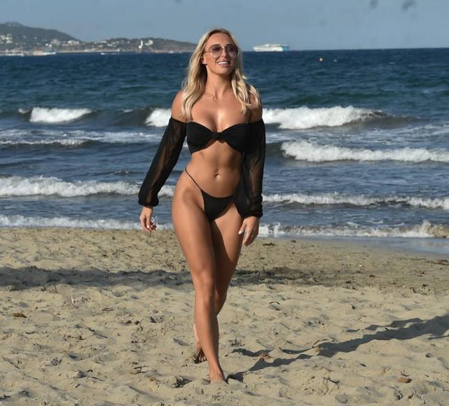 Sao truyền hình 9x Amber Turner quá sexy và lôi cuốn với bikini ảnh 7