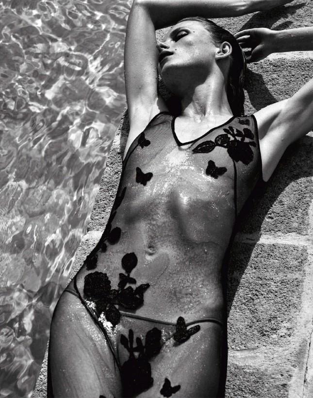 Sắc vóc của nàng mẫu trong clip quảng cáo của Louis Vuitton quay ở Việt Nam ảnh 7