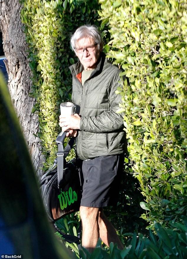 Tài tử 'Indiana Jones' ở tuổi 79 hiện ra sao? ảnh 2