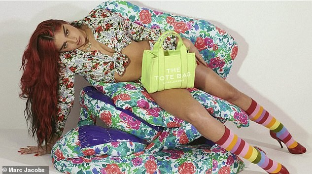 Con gái Madonna đẹp hoang dại trong loạt ảnh mới ảnh 2