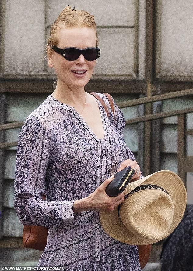 'Thiên nga nước Úc' Nicole Kidman xinh đẹp trẻ trung bất ngờ ở tuổi 54 ảnh 2
