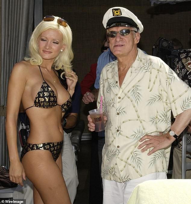Cô đào kém 53 tuổi được ông trùm Playboy say đắm nhất hiện ra sao? ảnh 5
