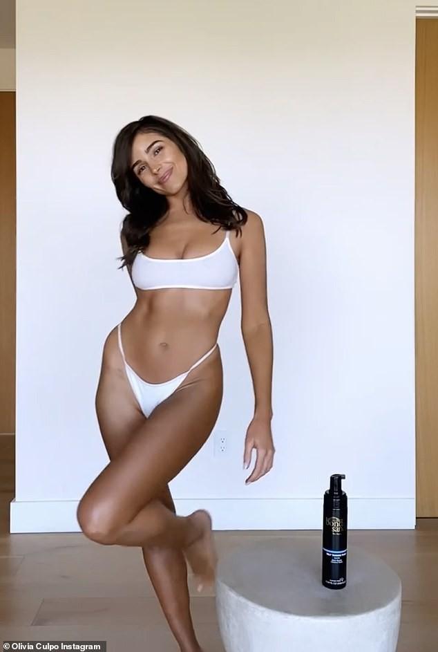 Hoa hậu Olivia Culpo nhí nhảnh với bikini, chia sẻ mắc bệnh lạc nội mạc tử cung ảnh 2