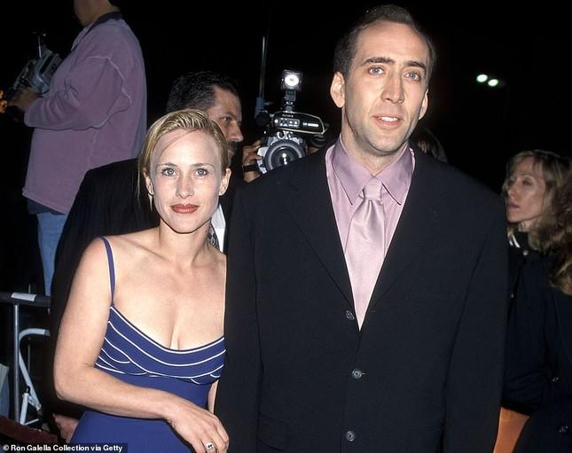Tài tử 'Ma tốc độ' Nicolas Cage cưới vợ lần 5 ảnh 8