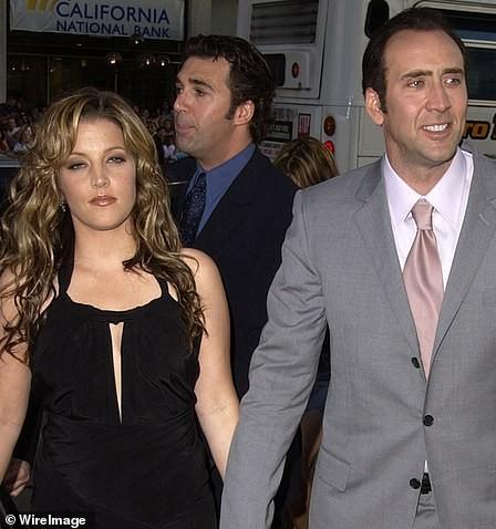 Tài tử 'Ma tốc độ' Nicolas Cage cưới vợ lần 5 ảnh 9