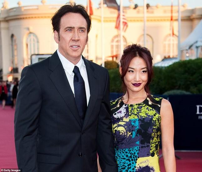 Tài tử 'Ma tốc độ' Nicolas Cage cưới vợ lần 5 ảnh 10