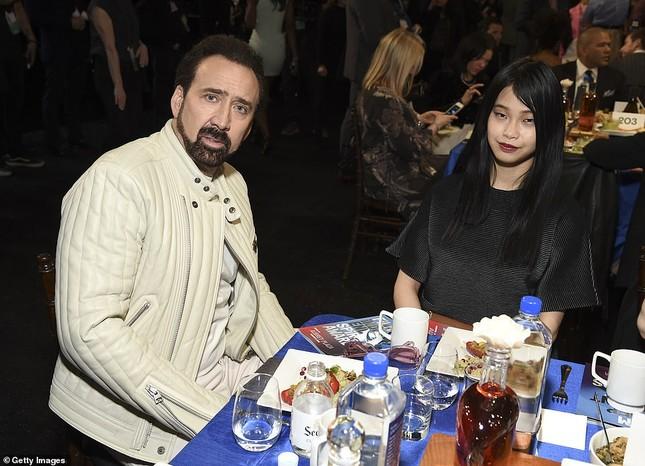 Tài tử 'Ma tốc độ' Nicolas Cage cưới vợ lần 5 ảnh 12