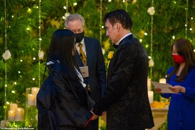 Tài tử 'Ma tốc độ' Nicolas Cage cưới vợ lần 5 ảnh 1