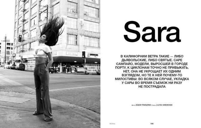 Ngất ngây ngắm 'thiên thần nội y' Sara Sampaio chưa bao giờ gợi cảm đến thế ảnh 3