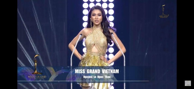 Người đẹp Mỹ đăng quang Miss Grand 2020, Ngọc Thảo dừng chân top 20 ảnh 2