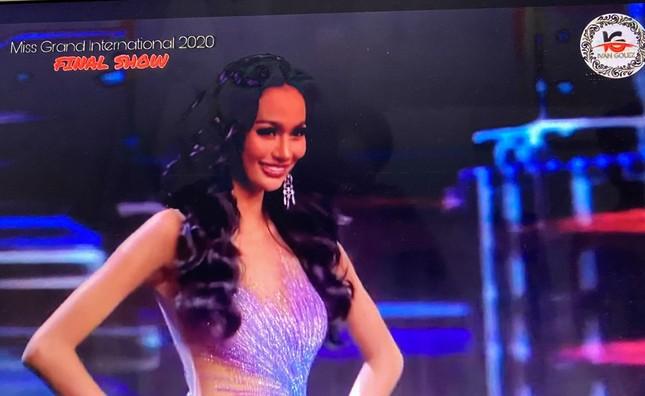 Người đẹp Mỹ đăng quang Miss Grand 2020, Ngọc Thảo dừng chân top 20 ảnh 15