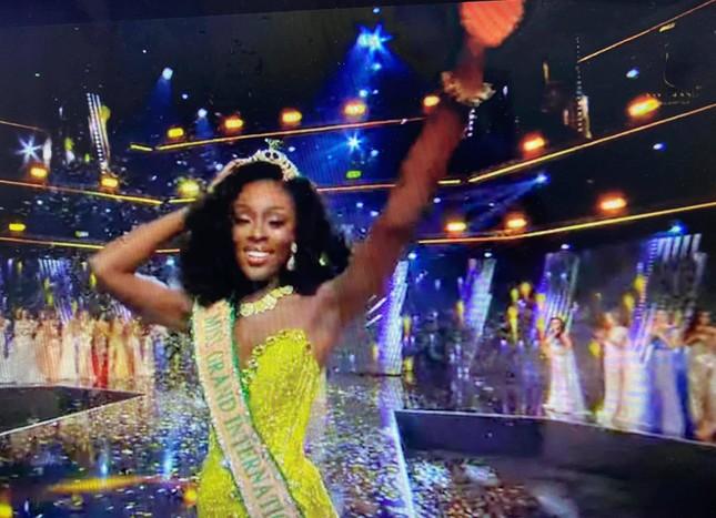 Người đẹp Mỹ đăng quang Miss Grand 2020, Ngọc Thảo dừng chân top 20 ảnh 19