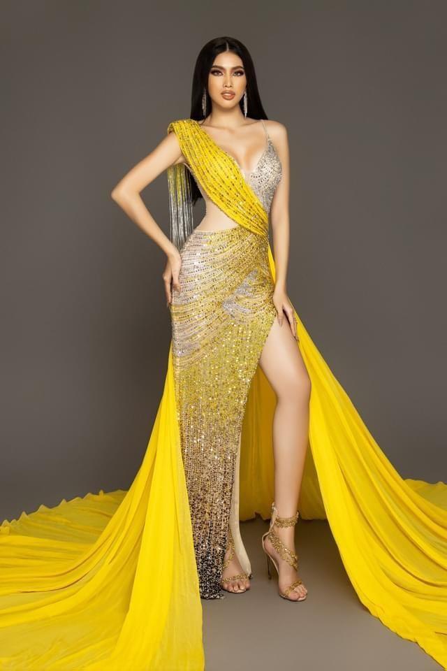Người đẹp Mỹ đăng quang Miss Grand 2020, Ngọc Thảo dừng chân top 20 ảnh 1