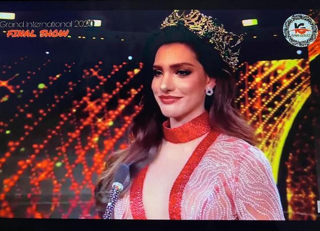 Người đẹp Mỹ đăng quang Miss Grand 2020, Ngọc Thảo dừng chân top 20 ảnh 10
