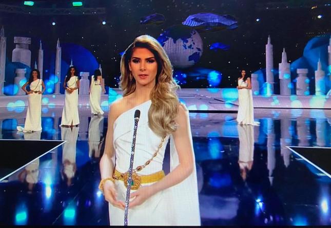 Người đẹp Mỹ đăng quang Miss Grand 2020, Ngọc Thảo dừng chân top 20 ảnh 7