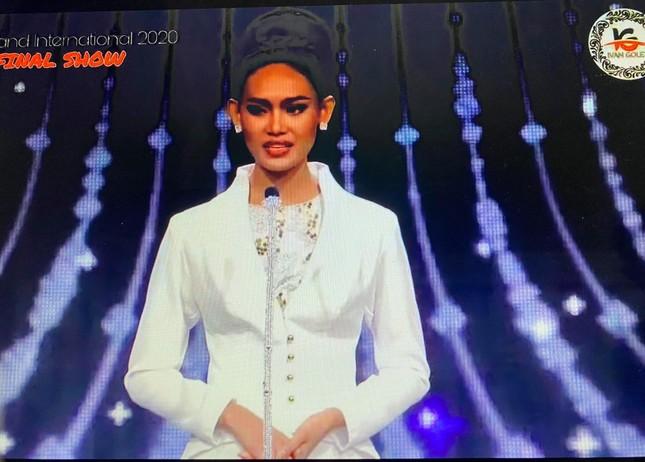 Người đẹp Mỹ đăng quang Miss Grand 2020, Ngọc Thảo dừng chân top 20 ảnh 17