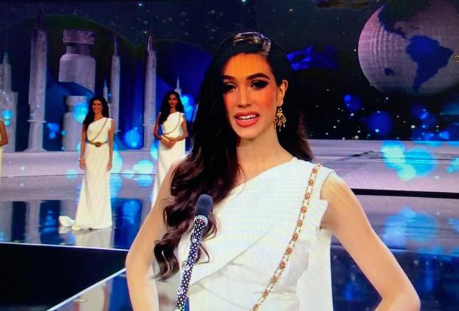 Người đẹp Mỹ đăng quang Miss Grand 2020, Ngọc Thảo dừng chân top 20 ảnh 8