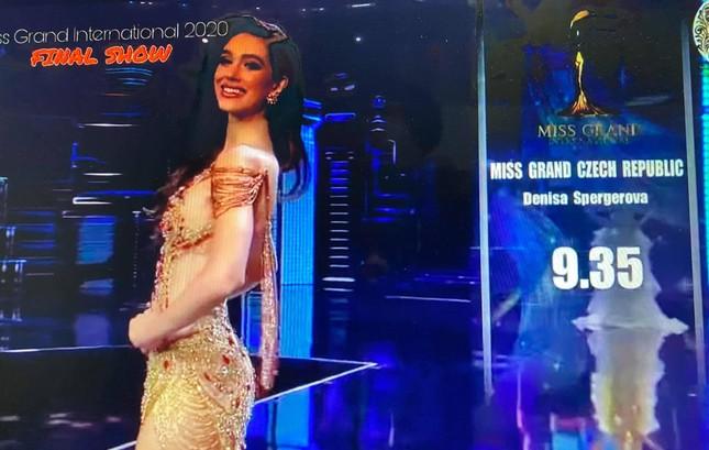 Người đẹp Mỹ đăng quang Miss Grand 2020, Ngọc Thảo dừng chân top 20 ảnh 14