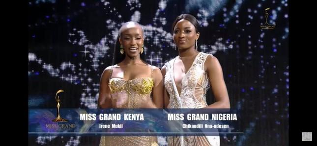 Người đẹp Mỹ đăng quang Miss Grand 2020, Ngọc Thảo dừng chân top 20 ảnh 11