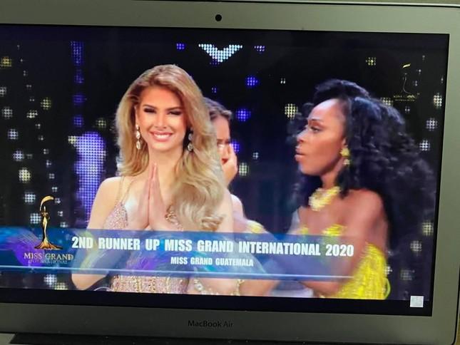 Người đẹp Mỹ đăng quang Miss Grand 2020, Ngọc Thảo dừng chân top 20 ảnh 21