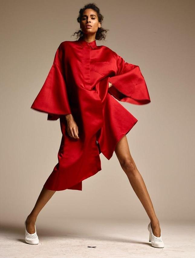 Siêu mẫu Cindy Bruna bán nude táo bạo ảnh 6