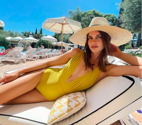 'Chân dài' Lauren Auerbach đẹp như mộng với áo tắm ảnh 8