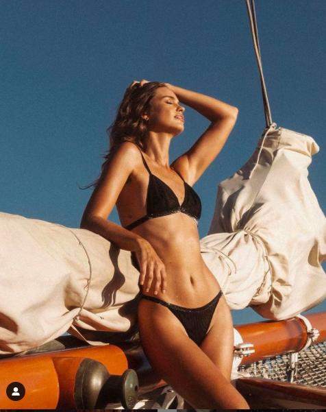 'Chân dài' Lauren Auerbach đẹp như mộng với áo tắm ảnh 9
