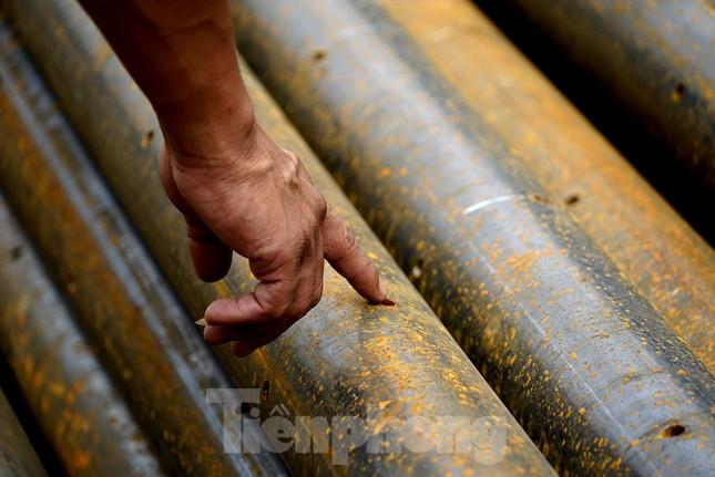 Trên công trường đường hầm xuyên núi đá vịnh Hạ Long ảnh 6