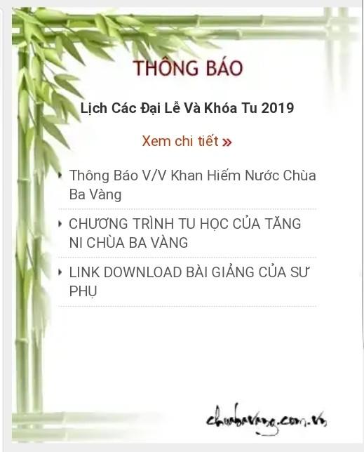 Hàng trăm bài viết 'gọi vong' và số tài khoản trên website chùa Ba Vàng biến mất ảnh 1