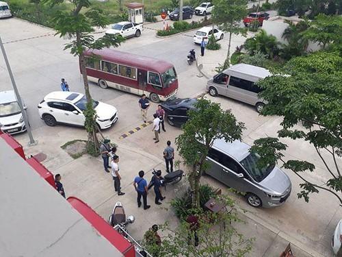 Bộ Công an đột kích 'sào huyệt' nhóm tội phạm công nghệ cao tại Quảng Ninh ảnh 1