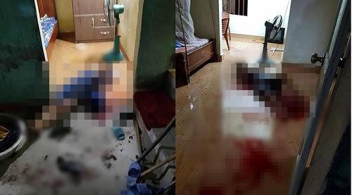 NÓNG: Bắt được nghi can giết bố vợ và anh vợ trong cơn cuồng ghen ảnh 2