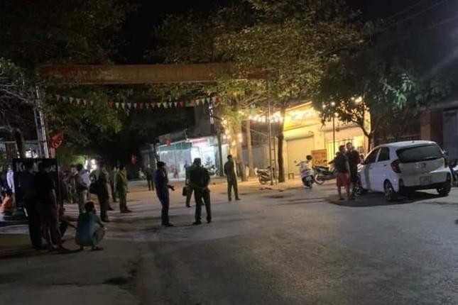 Nổ súng trong đêm, 4 người thương vong ở Quảng Ninh ảnh 2