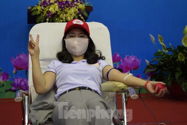 Tuổi trẻ ngành Than hiến máu cứu người ảnh 4