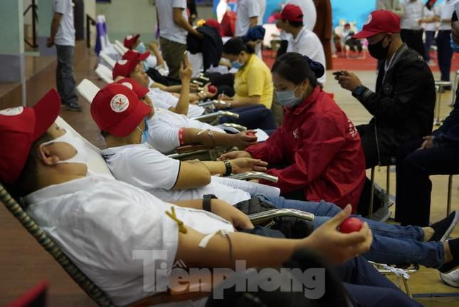 Tuổi trẻ ngành Than hiến máu cứu người ảnh 7