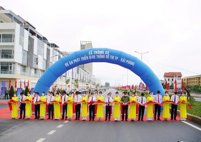 Thủ tướng dự lễ khởi công tuyến đường vào bãi cọc Cao Quỳ ảnh 4