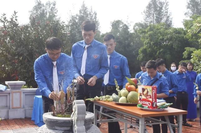Đoàn Than Quảng Ninh tuyên dương thanh niên tiên tiến làm theo lời Bác ảnh 2