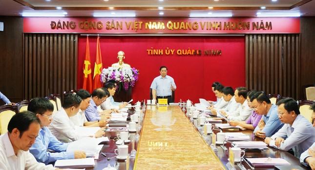 Quảng Ninh xin chủ trương thí điểm bầu trực tiếp Bí thư Tỉnh ủy tại Đại hội ảnh 1