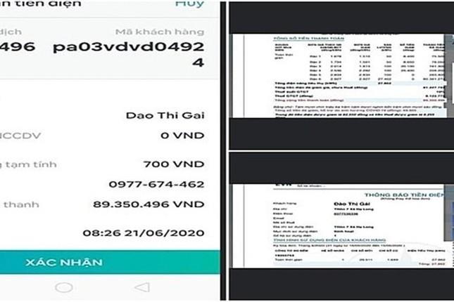 Vụ hóa đơn điện tăng gần 90 triệu: Đề xuất cách chức Phó Giám đốc Điện lực Vân Đồn ảnh 1