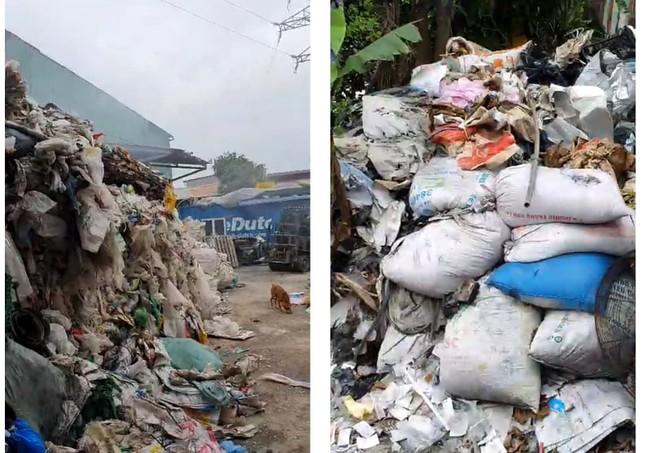 Cơ sở tái chế rác thải hoạt động 'chui' nhiều năm ở Hải Phòng ảnh 2