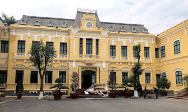 Cán bộ văn phòng UBND TP Hải Phòng bị bắt vì làm giả tài liệu cơ quan nhà nước ảnh 1