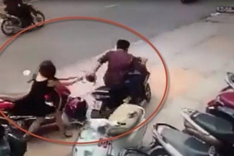 Bắt giữ đối tượng gây ra hàng loạt vụ cướp giật đường phố ở Hải Phòng ảnh 1