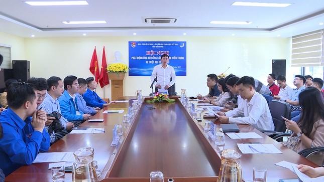 Cơ quan, đoàn thể tỉnh Quảng Ninh vận động ủng hộ miền Trung lũ lụt ảnh 2