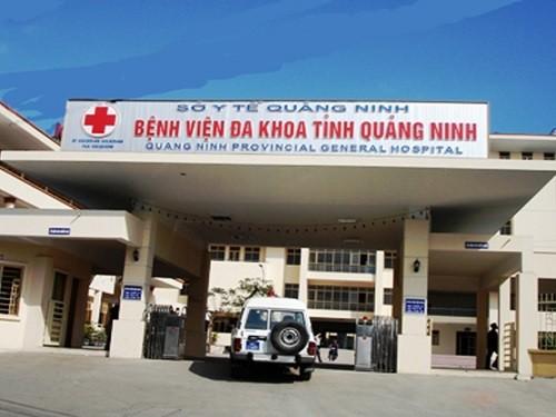 Cách ly Khoa hồi sức cấp cứu BV Đa khoa tỉnh Quảng Ninh vì COVID-19 ảnh 1