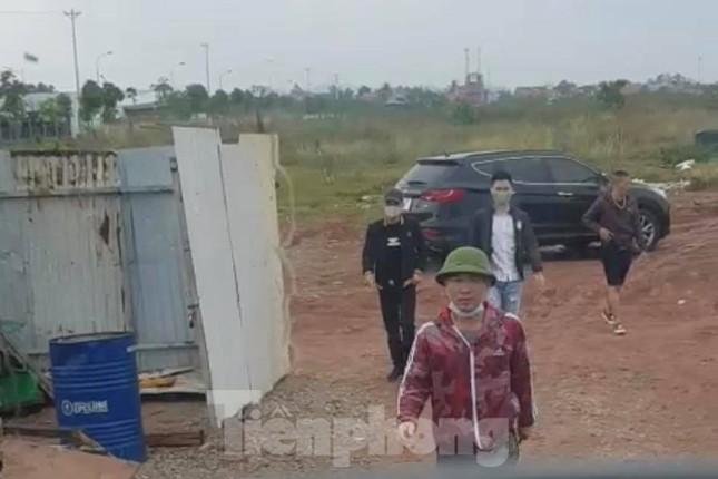 Giang hồ lộng hành khu công nghiệp ở Quảng Ninh ảnh 1