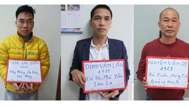 Cặp vợ chồng điều hành 3 tụ điểm mại dâm tại vùng biên Móng Cái ảnh 1